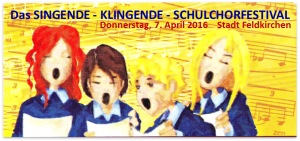 Logo Schulchorfestival